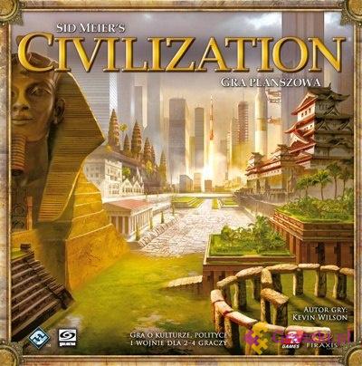 Sid Meier's Civilization // darmowa dostawa od 249.99 zł // wysyłka do 24 godzin! // odbiór osobisty w Opolu